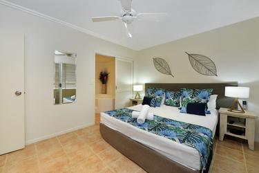Hauptschlafzimmer mit eingenem Bad