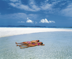 Whitehaven Beach , ©Tourism Queensland