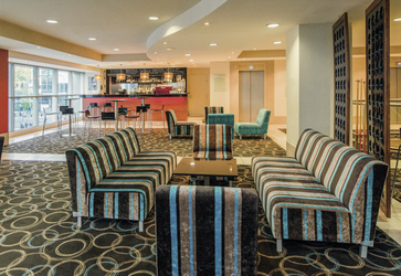 Hotelbar und Lounge