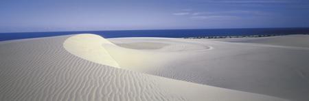 Wanderdüne auf Fraser Island