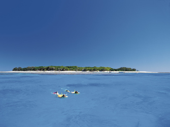 Schnorcheln vor Lady Musgrave Island, ©Tourism and Events Queensland