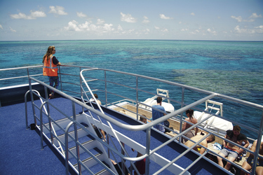 Weitblick Great Barrier Reef