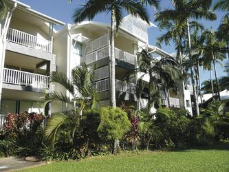 Balkone gehören zu jedem Apartment