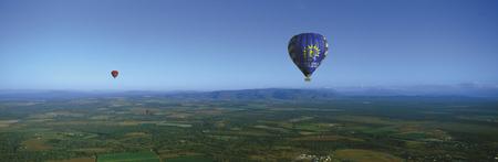 Ballooning bei Mareeba