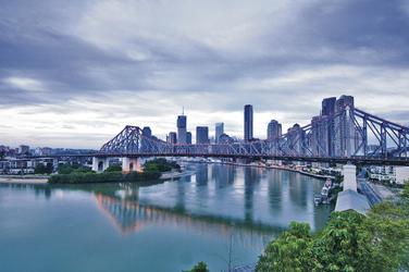 Brisbane Skyline , ©Tourism Queensland