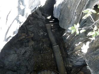 Eingang zur Chillagoe Höhle