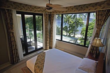 Island Suite Schlafzimmer