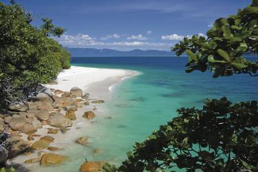 Strand auf Fitzroy Island