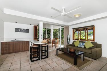1 Schlafzimmer Apartment (Beispiel), ©OPEN2VIEW NTH QLD
