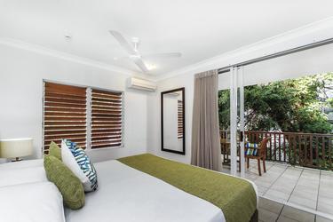 1 Schlafzimmer Apartment (Beispiel)