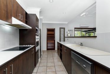 Küche im 2 SZ Apartment (Beispiel)