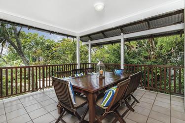 Balkon eines 2 SZ Apartments, ©OPEN2VIEW NTH QLD