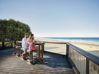 Coolum Beach, Sunshine Coast, ©Joint TA/TEQ