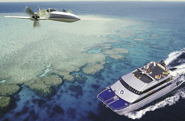 Am Great Barrier Reef unterwegs
