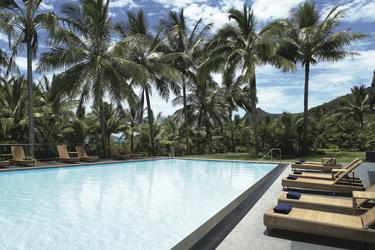 Pool des Reef View Hotels