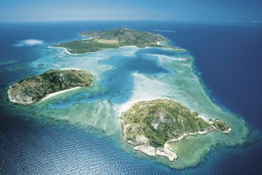 Lizard Island (oben)