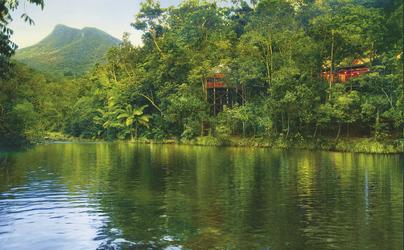 Silky Oaks Lodge am Mossman River