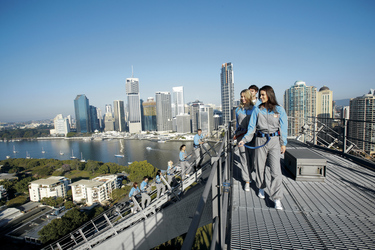 Bridge Climb, ©Tourism Queensland