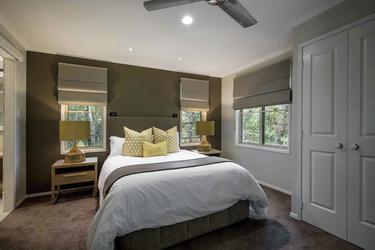 Schlafzimmer (Beispiel), ©Fred McKie