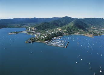 Airlie Beach, Abel Tasman Point & Marina