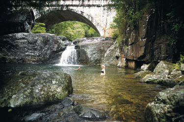 Crystal Creek, Paluma Range Nationalpark