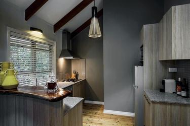 Komplette Küche, ©Fred McKie