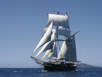 Solway Lass Segelschiff
