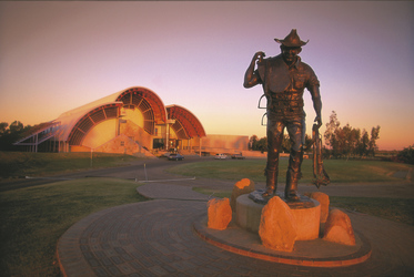 Stockmans Hall of Fame ©Tourism & Events Queensland