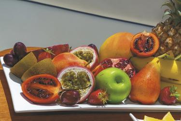 tropische Früchte , ©Phill Gordon