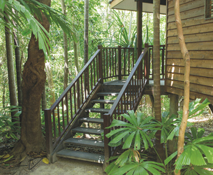 Jungle Walk Bungalow