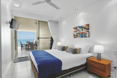 2 Schlafzimmer Apartment (Beispiel), ©Mike Newell 2014