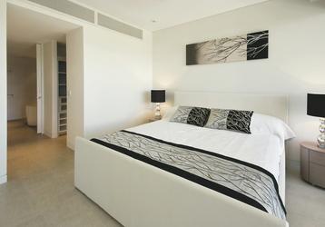 Hauptschlafzimmer (Beispiel), ©Juniper Development Group