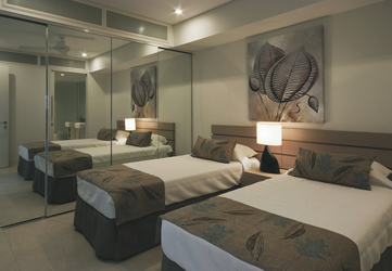 Zweites Schlafzimmer (Beispiel), ©Juniper Development Group
