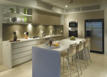 Küche und Esstisch, ©Eason Creative Photography