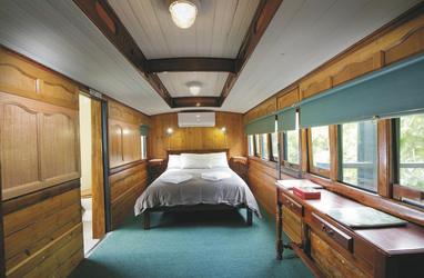 Victorian Train Carriage