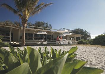 Restaurant mit Terrasse