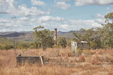Verlassene Mine, ©JASON IERACE 2018