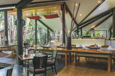 Im Paperbark Restaurant