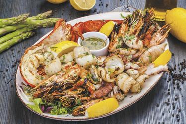 Meeresfrüchte (Beispiel)