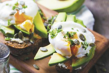 Frühstück (Beispiel)