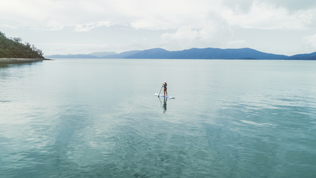 Stand-up Paddler