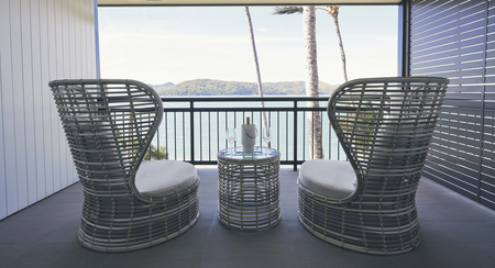 Balkon Deluxe-Zimmer