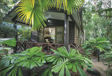 Rainforest Bungalow