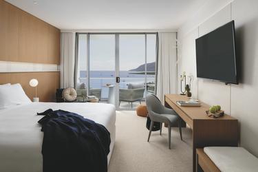 Sea Room mit Meerblick