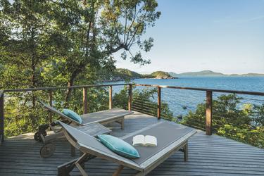 Blick von der Ocean View Villa, ©Andrew Watson