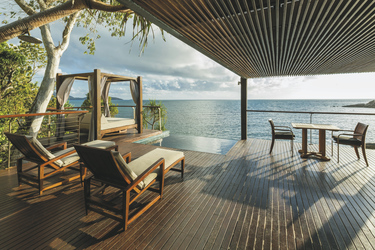 Ocean View Villa, ©Andrew Watson