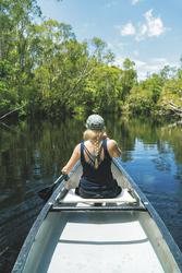 Kanutour durch die Everglades
