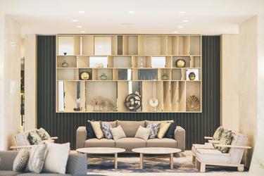 Lobby Lounge, ©Will Salkeld