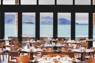 Pacific Restaurant, ©Will Salkeld