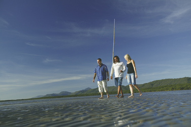 Speerfishing Cooya Beach